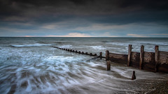 BARMOUTH TIDE (robdando) Tags: beach tide sea seascape waves wales longexposures lee nikon