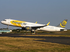 Primera Air Scandinavia | Airbus A321-251N(WL) | OY-PAF (Bradley's Aviation Photography) Tags: egss stn stansted stanstedairport londonstanstedairport canon70d essex aircraft air aviation avgeek aviationphotography a321 a321neo neo primeraairscandinavia airbusa321251nwl oypaf