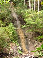Grimes Glen Tributary Dry Falls, New York (Chris Sanfino) Tags: ny waterfalls