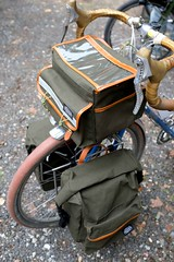 FFD 2018 (Shu-Sin) Tags: ffd 2018 ffd18 18 french fender day ct lyme jpw peter weigle bicycle bike velo ancien old vintage randonneur randonneuse touring 650b event gathering waxwing was wing dave bags panniers waxwingbagco