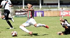 Sub-15 Fluminense x Vasco 22/09/2018 (Fluminense F.C.) Tags: futebol jogando estadual