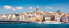 _DSC2090 - The Galata Tower skyline of Istanbul (AlexDROP) Tags: 2018 turkey europe istanbul art travel architecture color city skyline landscape longexposure cityscape urban nikond750 afsnikkor28300mmf3556gedvr best iconic famous mustsee picturesque postcard ngc hdr ndfilter panoramic