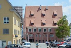 Am Roßmarkt (grasso.gino) Tags: deutschland germany memmingen nikon d5200 50mm haus house dach roof