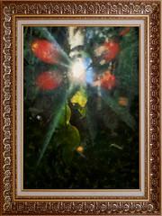 Подарок осени. Ноябрь / Autumn gift. November (tatiana.ch) Tags: осень стилизация фотоживопись фото2016 dap painting phototopainting ownphoto autumn indoor cezanne рамка