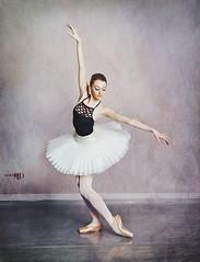 Neo-Classique (Spoken in Red) Tags: ballerina dancer youth performanceart neoclassical tutu studio ballet ballerinaportrait spokeninred fineartportrait