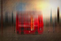 Bus in London (radonracer) Tags: bus london