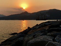 Lohas Park, Hong Kong (cattan2011) Tags: mountains mountainscape 康城 香港 hongkong sunset seascape waterscape traveltuesday travelphotography travelbloggers travel naturelovers natureperfection naturephotography nature landscapephotography landscape lohaspark