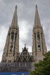 Vienna, Austria (wildhareuk) Tags: canon canoneos500d church spire tamron18270mm austria building tamron tower vienna vienna2018 img8395dxo