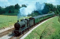44102  xxxxxxxx  xx.xx.xx (w. + h. brutzer) Tags: grosbritannien webru eisenbahn eisenbahnen train trains england dampflok dampfloks steam lokomotive locomotive analog nikon railway