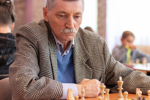 Grand Prix Spółdzielni Mieszkaniowej w Szachach Turniej VII-29
