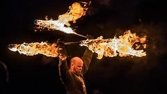 Trix fireshow (tonyguest) Tags: trix fireshow eldföreställning adelsö sverige sweden stockholm tonyguest gycklargruppen vikings fire flames eldshow mälaren gycklargruppentrix