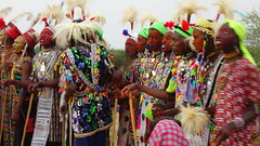 DSC02118 (revelinyourtime) Tags: gerewol tribe tribes africa chad tchad ciad festival dance tribal travel epic portraits people men women ceremony ritual black wodaabe sudosokai djepto