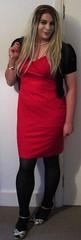 IMG_2450x (Jessica Summers) Tags: crossdresser crossdress crossdressing cd tgirl tv transvestite tg mtf feminization