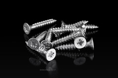 [screws low res] (RHiNO NEAL) Tags: screws diy black background metal rhino neal neil rhinoneal