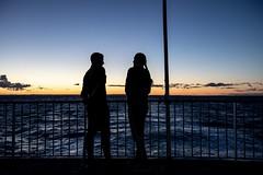 Siluet (Palshoej) Tags: goldenlight sailing ontynsea sunset love cupple ferry siluette siluet