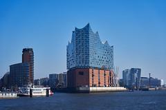 Elbphilharmonie, Hamburg (Boxun Zhang) Tags: hamburg port river architecture skyline sony sonyalpha urban
