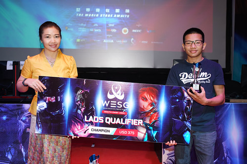 Laos | WESG S.E.A. National Qualifiers 2018
