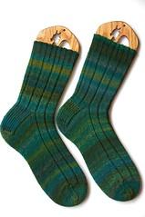 bmfa mppdx socks 02 (thing4string) Tags: knit knitting handknit handknitted socks handspun handspinning wool superwash merino nylon bluemoonfiberarts bmfa fingering 3ply