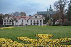 DSC_0389 (coolguide.cz) Tags: prague castle pražský hrad the royal garden královská zahrada ball game hall summer palace