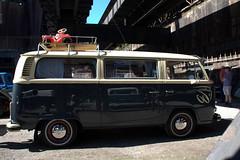 wenn ich einmal groß bin ... will ich Bus werden (Weltbürgerin) Tags: deutschland duisburg landschaftsparkduisburg fahrzeuge car cars bus bobbycar oldtimer nrw ruhrgebiet