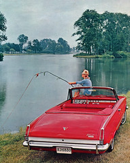 1964 Plymouth Valiant V-200 Convertible (coconv) Tags: car cars vintage auto automobile vehicles vehicle autos photo photos photograph photographs automobiles antique picture pictures image images collectible old collectors classic ads ad advertisement postcard post card postcards advertising cards magazine flyer prestige brochure dealer 1964 plymouth valiant v200 convertible red mopar 64