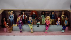 Vanellope with Princesses from Ralph Breaks the Internet Doll Set - Disney Store Purchase - Deboxing  - Inner Box - Full Front View (drj1828) Tags: wreckitralph2 ralphbreakstheinternet 2018 merchandise disneystore purchase vanellopevonschweetz princess tiana snowwhite ariel casual comfy productinformation rapunzel vanellope moana cinderella mulan merida aurora pocahontas jasmine belle poseable mini doll 65inch deboxing