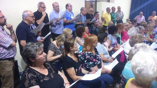 "(2018-06-14) Encuentro - Ensayos coro - José Vicente Romero Ripoll (8) • <a style=""font-size:0.8em;"" href=""http://www.flickr.com/photos/139250327@N06/45680263062/"" target=""_blank"">View on Flickr</a>"