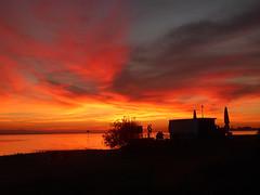 Lake Costance (karldue) Tags: lakeconstance bodensee sunset lindau