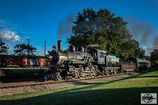 Northbound MRYM Train at Monticello, IL