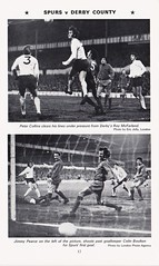 Tottenham Hotspur vs Crystal Palace - 1971 - Page 12 (The Sky Strikers) Tags: tottenham hotspur spurs hotspurs crystal palace football league division one white hart lane official programme 5p