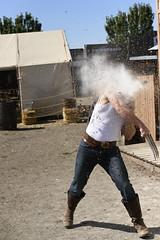 _WOL2549 (Socal Photography) Tags: xmen wolverine logan oldmanlogan patrickking andrewkolstad bts photoshoot nikon captainmarvel marvelcomics mutant marvel stunts stuntman western gambit oldwest cowboy puyallup fair statefair