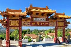 Hsi Lai Temple, .18/1 (Basic LA) Tags: buddhisttemple bhuddhism hsilaitemple temple la losangeles lacounty puentehills socal california sangabrielvalley haciendaheights taiwanese