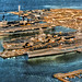 Four Carriers at Norfolk Naval Station 1, variant