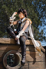 Time To Explore! (asiantango) Tags: california cosplayseries coyotepointrecreationarea granbluefantasy out outdoor outdoors outside outsides sanmateo sunny weather