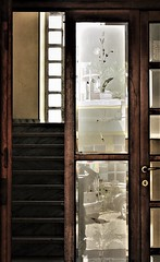 IMG_9292 (olivieri_paolo) Tags: supershots abstract doors lines stairs windows geometric building