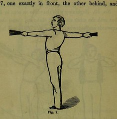 This image is taken from Page 302 of Weak lungs, and how to make them strong, or Diseases of the organs of the chest : with their home treatment by the movement cure (Medical Heritage Library, Inc.) Tags: tuberculosis calisthenics lung diseases medicalheritagelibrary cushingwhitneymedicallibrary americana date1864 id39002055096649medyaleedu