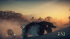 Mad Max_20181012202218 (Livid Lazan) Tags: mad max videogame playstation 4 ps4 pro warner brothers war boys dystopia australia desert wasteland sand dune rock valley hills violence motor car automobile death race brawl scenery wallpaper drive sky cloud action adventure divine outback gasoline guzzoline dystopian chum bucket black finger v8 v6 machine religion survivor sun storm dust bowl buggy suv offroad combat future