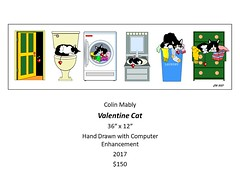 """Valentine Cat • <a style=""""font-size:0.8em;"""" href=""""https://www.flickr.com/photos/124378531@N04/30426359817/"""" target=""""_blank"""">View on Flickr</a>"""