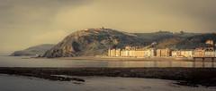Aberystwyth Shore IV (rodriguesfhs) Tags: aberystwyth wales welsh cymru rocks sea ocean seafront cardigan bay cardiganbay ceredigion shore coast coastal constitution hill constitutionhill beach