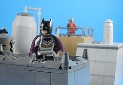 On the Lookout for Deadshot (-Metarix-) Tags: lego super hero minifig dc comics comic batman deadshot gotham hunt factory rebirth universe killer