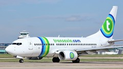 PH-XRY (AnDyMHoLdEn) Tags: transavia 737 egcc airport manchester manchesterairport 23l
