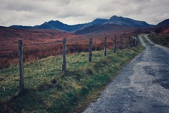 Happy Fence Friday (Nige H (Thanks for 15m views)) Tags: nature landscape wales snowdonia snowdon snowdonhorseshoe fence fencefriday happyfencefriday hff track path mountains uk beautifulnature