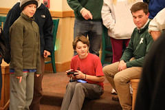576A9981 (proctoracademy) Tags: academics blanchardgrayson classof2021 engineering groupwork innovationnight innovationnightfall2018 robotics science
