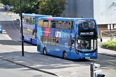 UniLink 1206 (stavioni) Tags: goahead group bluestar southampton double decker bus unilink 1206 hf18feg adl alexander dennis enviro 400 mmc