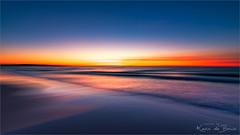 Côte d'Opale! (karindebruin) Tags: france frankrijk opaalkustcoteopale beach sand sea strand zand zee icm nd06hardgrad leefilters colors kleuren sunset zonsondergang