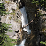 Lower Falls in Johnston Canyon thumbnail
