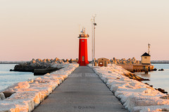 Faro San Nicolò Lido Venezia (maqui_photo_fusion) Tags: lido venezia canon eos 7dmkii 100400lis faro spiaggia