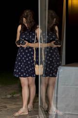 twins. (LucaBertolotti) Tags: photo photographer reflections reflection girl girls women woman wedding weddingday night shells sony two sisters twins people photographers