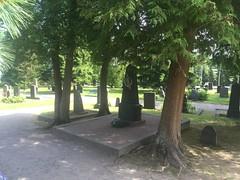 Tuusula, Finalnd, 2008- (From Manhattan to Havana) Tags: tuusula finland suomi cemetery hautausmaa