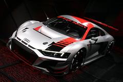 Audi R8 LMS GT3 Evo (Clément Tainturier) Tags: 2018 mondial de lautomobile paris motor show parismotorshow autoshow salon auto car supercars hypercars hypercar supercar voiture sport audi r8 lms gt3 evo